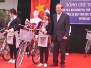Une délégation du gouvernement en tournée à Lào Cai