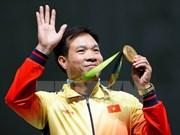 Les dix grands faits d'armes du sport vietnamien 2016