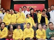 Le Japon souhaite aider les enfants défavorisés et handicapés du Vietnam