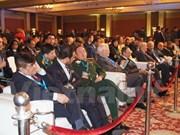Le Vietnam au 2e Dialogue Raisina en Inde