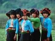 Les coutumes du Tet chez les Thais noirs