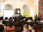 La France souhaite renforcer ses exportations de pomme et kiwi au Vietnam