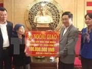 Pham Binh Minh rend visite à des familles méritantes et démunies à Nam Dinh