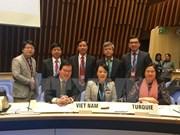 Le Vietnam participe à la 140e session du Conseil exécutif de l'OMS