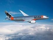 Jetstar Airways va ouvrir deux lignes directes reliant le Vietnam et l'Australie