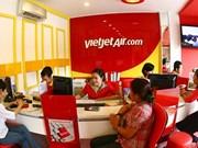 Bientôt la firme aérienne Vietjet Air cotée en Bourse