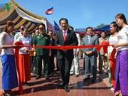La restauration du monument de l'amitié Vietnam-Cambodge dans la province de Takeo achevée
