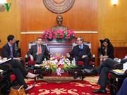 Booster la coopération Vietnam-France