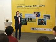 Lancement du concours photographique «Les familles vietnamiennes égalitaires»