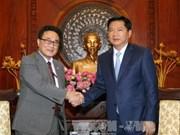 Le secrétaire du Comité du Parti de HCM-V reçoit le nouveau consul général du Japon
