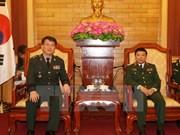 Vietnam et République de Corée renforcent leur coopération de défense