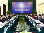 Une efficacité accrue pour la coopération Hanoï-Vientiane