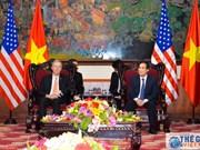 L'ambassadeur américain en visite à Phu Tho