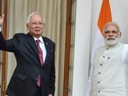 L'Inde et la Malaisie signent une série de protocoles d'accord