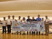 Echange sportif entre des ambassades des pays de l'ASEAN en Indonésie