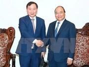 Le PM reçoit le directeur général de la branche utilitaire de Hyundai Motor