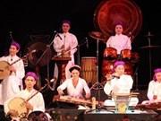 Rencontre avec des musiciens traditionnels à Thanh Hoa