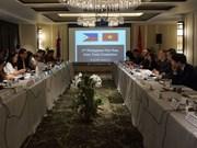 La 2e réunion du sous-Comité mixte du Commerce Vietnam - Philippines