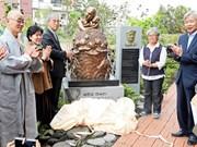 Inauguration de la statue « Pieta Viet Nam », une excuse sud-coréenne pour le Vietnam
