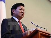 Le Premier ministre laotien visite Singapour
