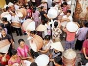Hanoï : le nón du village de Chuông à l'heure de l'intégration