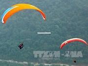 Ouverture du festival de parapente au col Khau Pha à Yen Bai