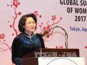 Clôture du 27ème Sommet mondial des femmes