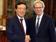 Vietnam-Italie : renforcer la coopération dans la justice