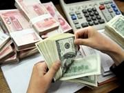 D'importantes pressions sur le taux de change