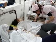 Nécessité des infirmiers pour aider les malades