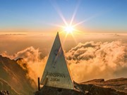 Sapa et Fansipan parmi les meilleurs sites d'alpinisme d'Asie du Sud-Est