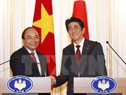 Le Premier ministre en visite officielle au Japon