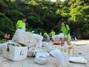 Activités vertes et charitables pendant le Festival de la mer de Nha Trang