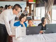 Quang Ninh: Formation en TIC pour l'autonomisation des jeunes de villages littoraux