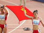 L'athlétisme au défi des SEA Games 29