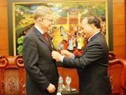Renforcer la coopération dans la lutte contre les changements climatiques