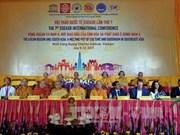 Ho Chi Minh-Ville accueille une conférence internationale sur le bouddhisme et la culture