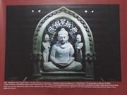 Une exposition de photos sur le patrimoine bouddhique s'ouvre à Hanoi