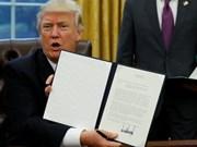Etats-Unis et Malaisie vont créer des groupes chargés de règlement des questions commerciales