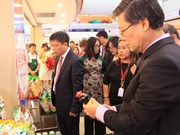 Promotion commerciale du Vietnam aux Philippines