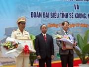 Vietnam et Laos renforcent leur coopération décentralisée