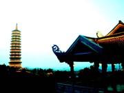La pagode Bai Dinh, fantastique de nuit