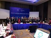 La santé, un domaine de coopération marquant au sein de l'APEC