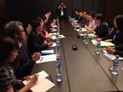 APEC 2017 : réunion bilatérale entre le Vietnam et le Japon dans le domaine de la santé