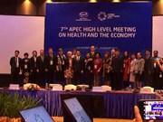 L'APEC souhaite multiplier les investissements dans la santé
