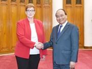 Vietnam - Australie: renforcement de la coopération de défense