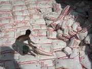 La Thaïlande reste toujours le premier exportateur mondial de riz