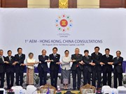 Achèvement des négociations sur l'Accord de libre-échange entre l'ASEAN et Hong Kong