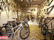 Les vélos en bambou vietnamiens à la conquête du marché mondial