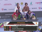ASEAN ParaGames 9 : le Vietnam remporte 4 médailles d'or en natation